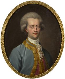 Portret van Karl Heinrich Friedrich Heereman van Zuydtwijck (1757-1808)