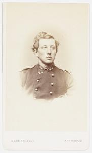 Portret van Willem Anne Roell (1846-1883)