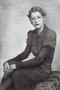 Portret van Mary van Beuningen (1914- )