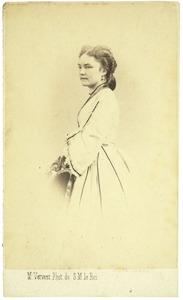 Portret van Elvere Heldewier (1835-1876)