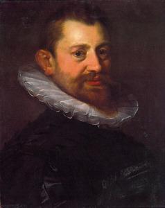 Portret van Adriaen de Vries (1556-1626)
