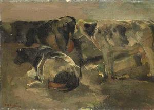 Vier koeien