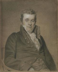 Portret van Evert Hendrik Jacob Cunaeus (1879-1833)