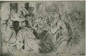 Diogenes op zoek naar een oprechte mens