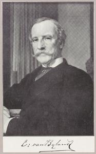 Portret van Charles Malcolm Ernest George van Bylandt (1818-1893)