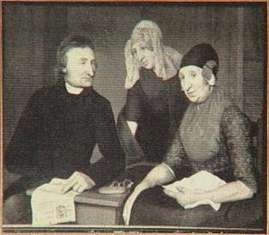 Familie van Otto de Boer
