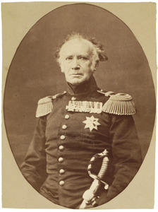 Portret van Frederik van Oranje- Nassau (1797-1881)