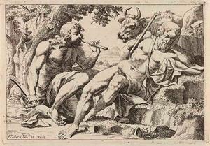 Mercurius en Argus