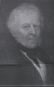 Portret van Jacob Hoogenboom (1820-1890)