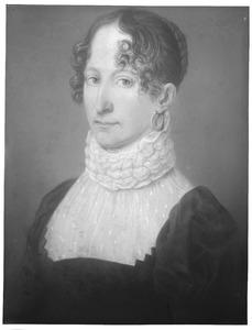 Portret van Charlotta Jacoba van Rhemen (1787-1866)