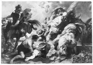De bekering van de Heilige Paulus