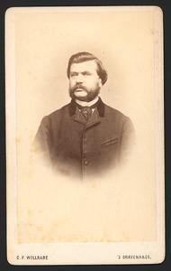 Portret van Ch. Cornelis