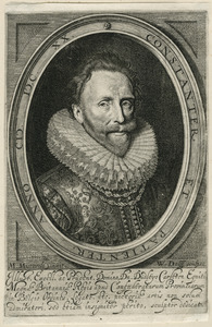 Portret van Dudley Carleton (1574-1632)