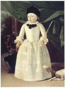 Portret van Willem Borski (1765-1814)