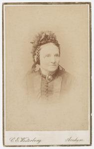 Portret van Menso