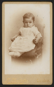 Portret van Simon Manta van Brakel (1894-1950)