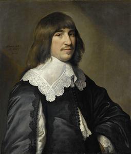 Portret van Henrick Hooft (1617-1678)