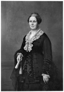 Portret van Sophia Smith (1822-1881)