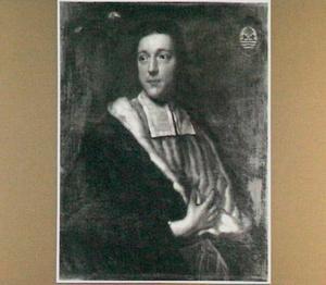 Portret van Jacques Bacchuys  (?-?), kanunnik van de St. Salvatorkathedraal te Brugge