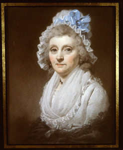 Portret van Maria van Heyst (1738-1820)