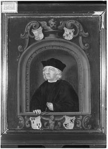 Portret van Gijsbert van Nijenrode (1421-1511)