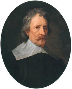 Portret van Sir Arthur Hopton (?-1650)