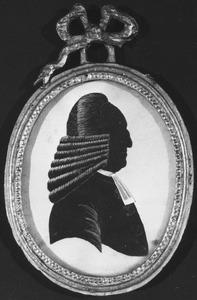Portret van waarschijnlijk Antonius van Duren (1719-1789)