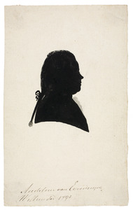 Portret van Van Everdingen [....-....]