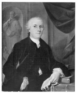 Portret van waarschijnlijk Pieter Hendrik van de Wall (1737-1808)