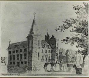 Slot Assumburg bij Heemskerk