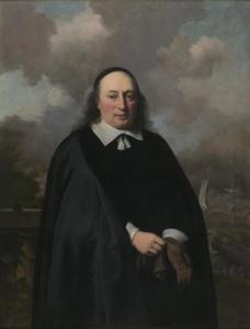 Portret van Hendrik Trip (1607-1666)