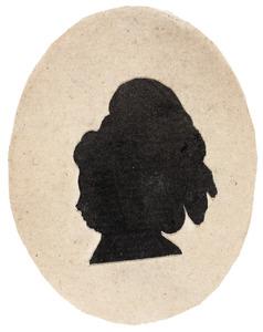 Portret van Anna Esther St. Martin (1761-1785)