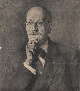 Portret van Hendrik Joan Calkoen (1848-1923)