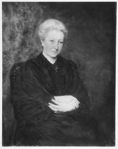 Portret van Maria Pruys van der Hoeven (moeder van de kunstenares)