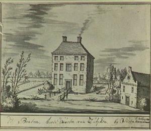 Huis De Braem(el), bij Velde in de omgeving van Zutphen