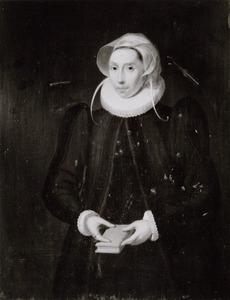 Portret van Johanna Heymans (1547-1602)