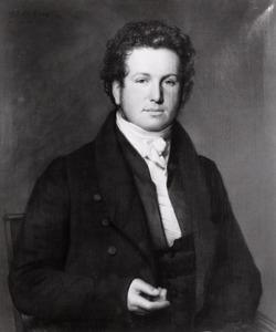 Portret van Maurits Pico Diederik van Sytzama (1789-1848)
