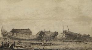 Scheepstimmerwerf van de Admiraliteit van Amsterdam