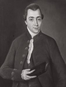 Portret van Jan Haak Oosting (1749-1828)
