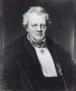 Portret van Jacob van Hall (1799-1859)