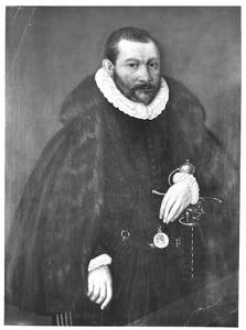 Portret van François de Virieu (....-1596)
