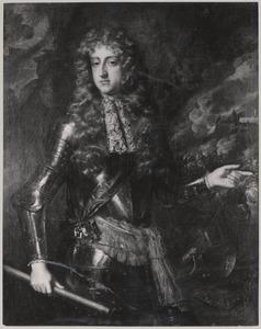 Portret van George van Denemarken (1653-1708)