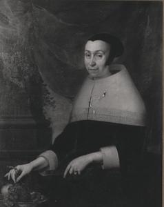 Portret van Marie de Lannoy ( -1681)