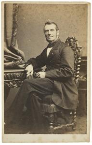 Portret van Jean Hoek (1813-1893)