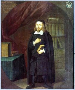 Portret van een man genaamd Gerard Jütting (....-1621)
