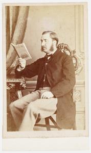 Portret van dhr. Jan Gerard Hendrik Bartijn Ketjen (1834-1890)