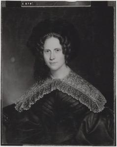 Portret van Susanna Catharina Henrica van der Dussen (1790-1848)
