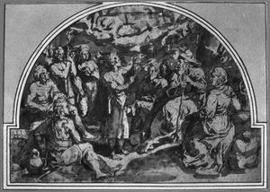 Jozef vertelt t zijn dromen aan zijn familie  (Genesis 37:1-11)