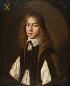 Portret van Willem van der Muelen (1631-1690)