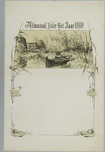 Almanak voor het jaar 1889